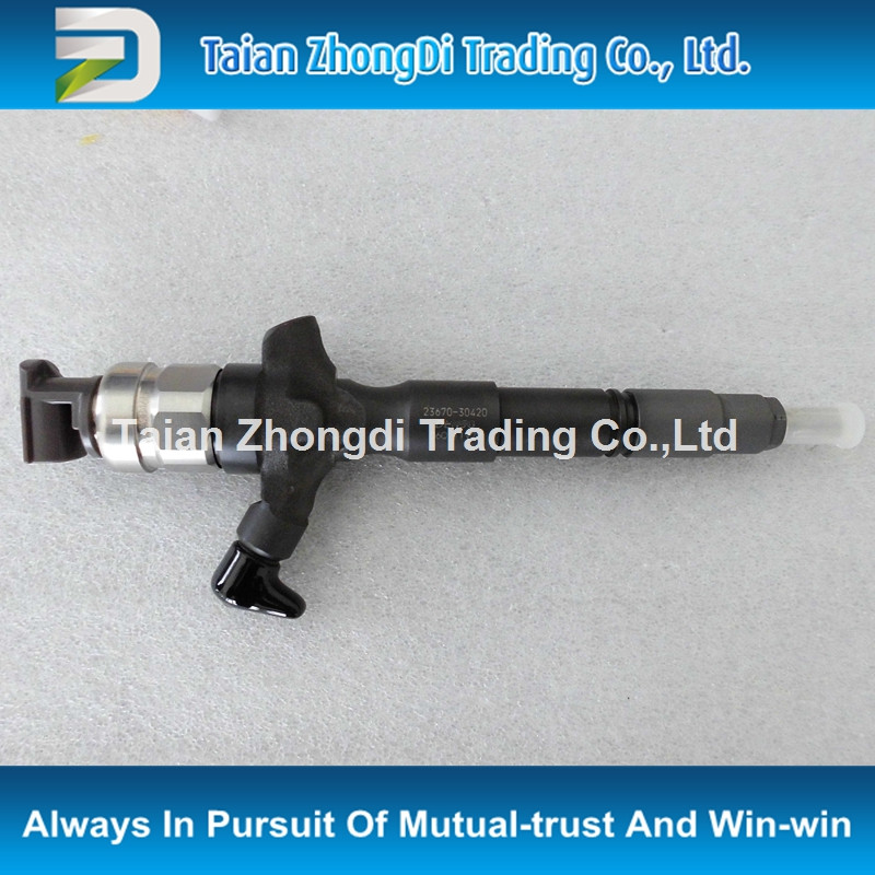 Оригинальный и Common Rail 23670-30420 для hilux 2KD-FTV 22100-30110-A/22100-30120/294000-093 #/294000-094
