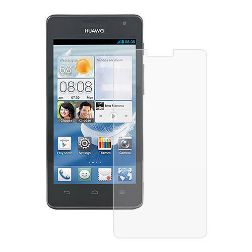 5x ЖК-ДИСПЛЕЙ Clear Screen Protector Гвардии Для Huawei Ascend G526